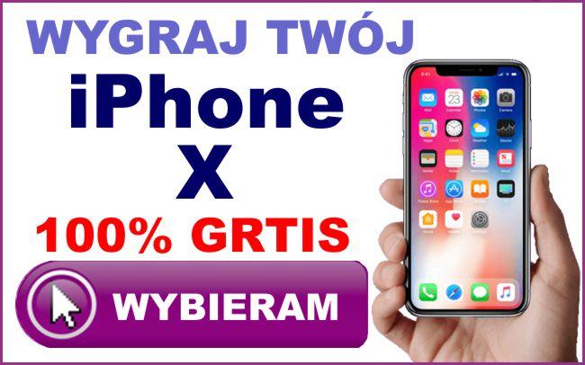 wygraj twoj iphone x