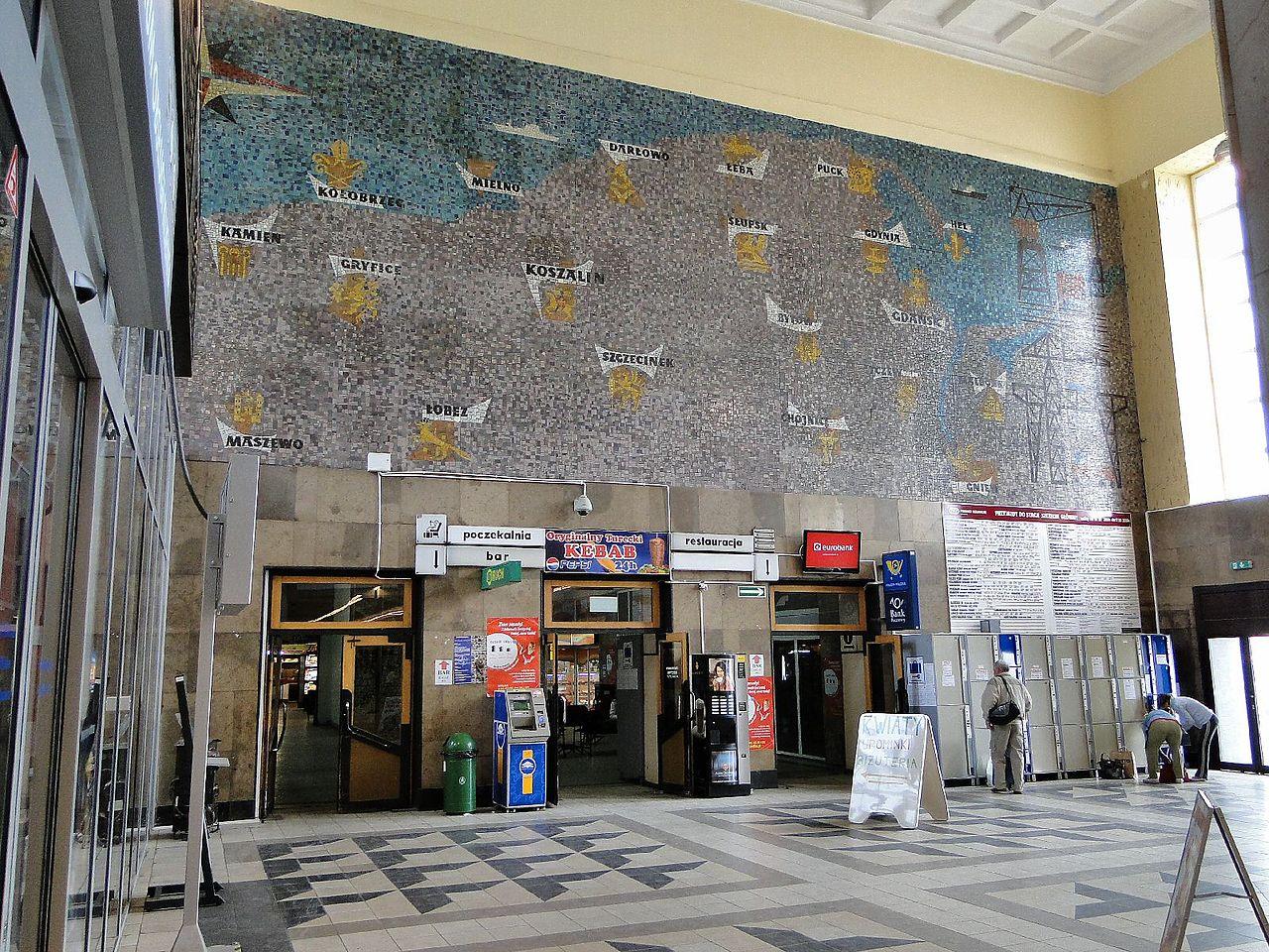 Jak wyglądają szczecińskie mozaiki?