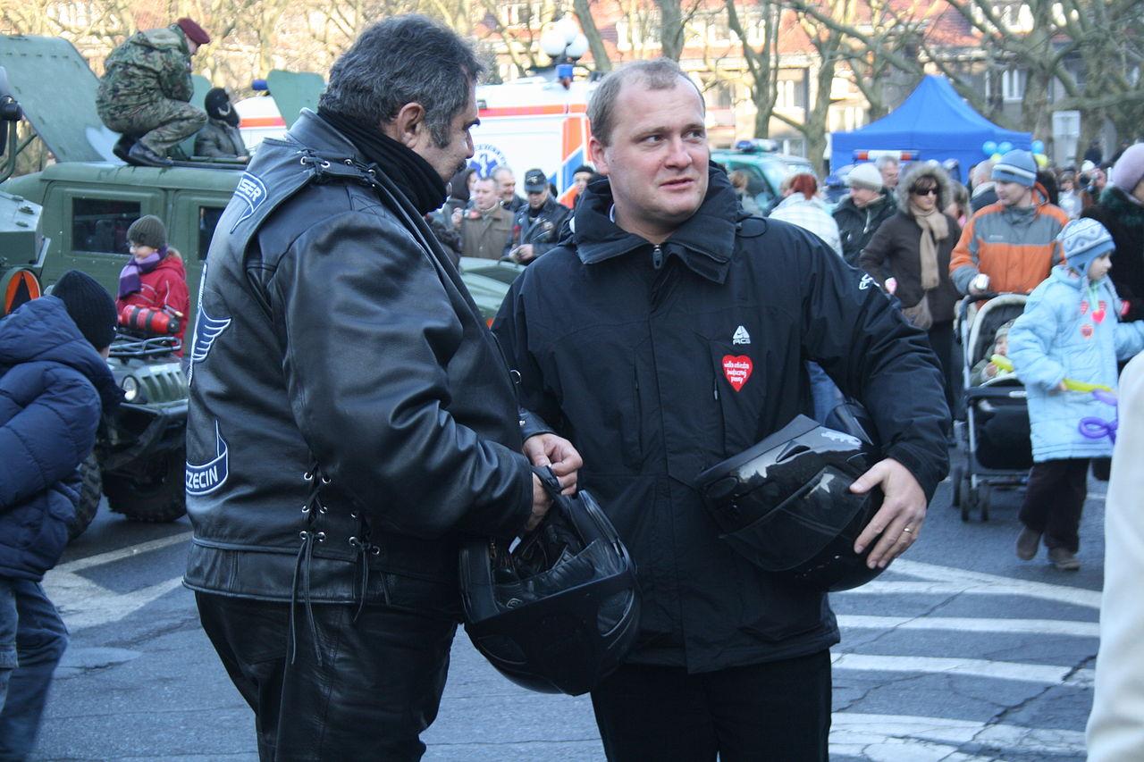 Prezydent Krzystek w Warszawie! Zobacz co powiedział o Polakach!