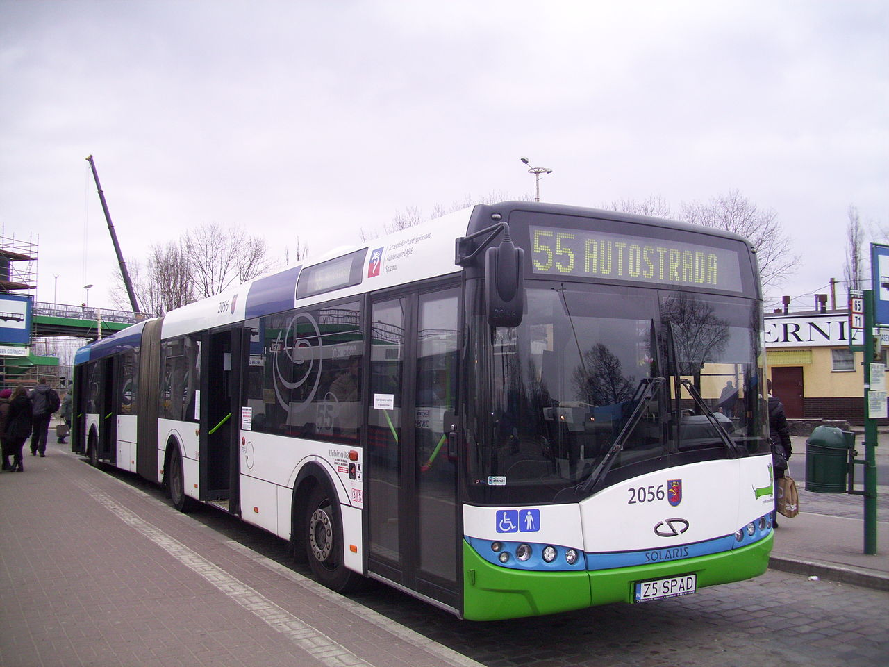 Jakie autobusy dojadą do pętli tramwajowej SST?