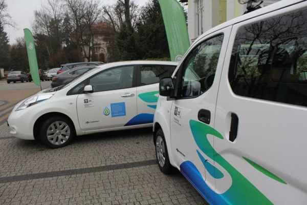Szczecin wspiera ekologię
