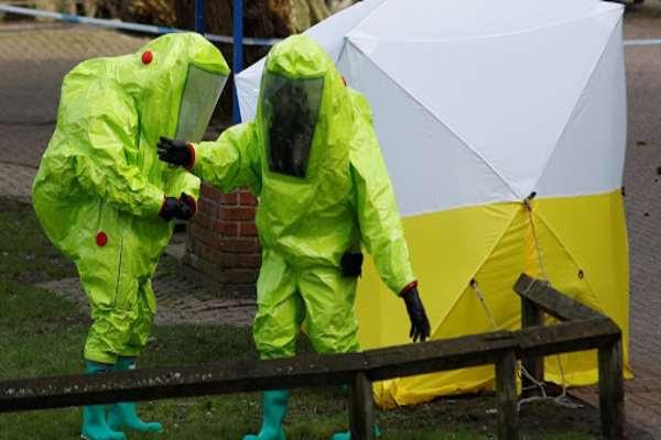 Z jednostki wojskowej zaginęła broń chemiczna w postaci ok. 5 kg. bojowego środka trującego