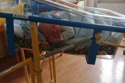 Blok porodowy Kliniki Położnictwa i Ginekologii na Pomorzanach jest rozwinięty i czeka na pacjentki.