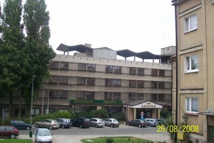 Hotelu Arkona nie ma już 7 lat, a dziura po nim ciągle straszy