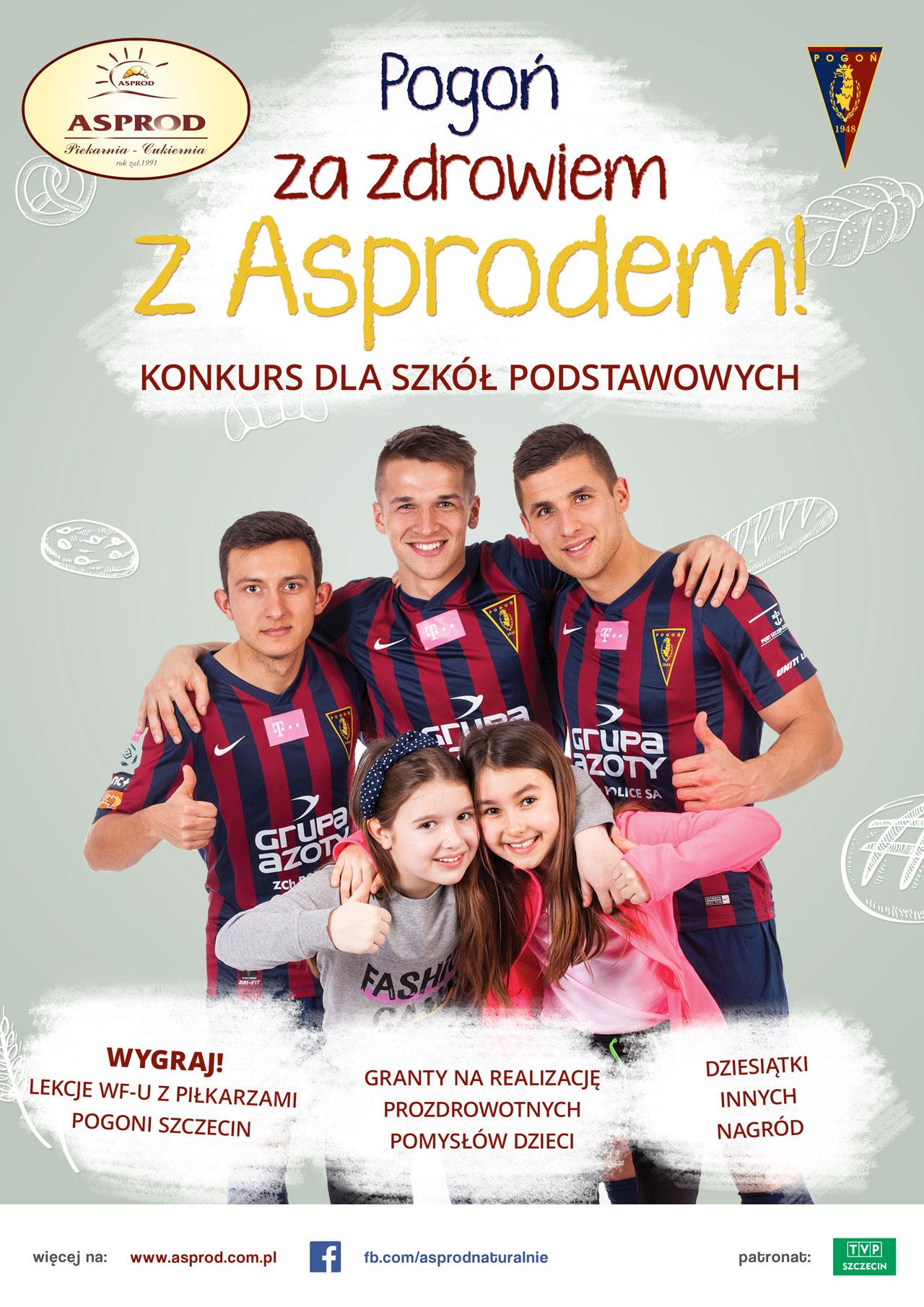 Co zrobić, aby spędzić WF z piłkarzami Pogoni Szczecin?