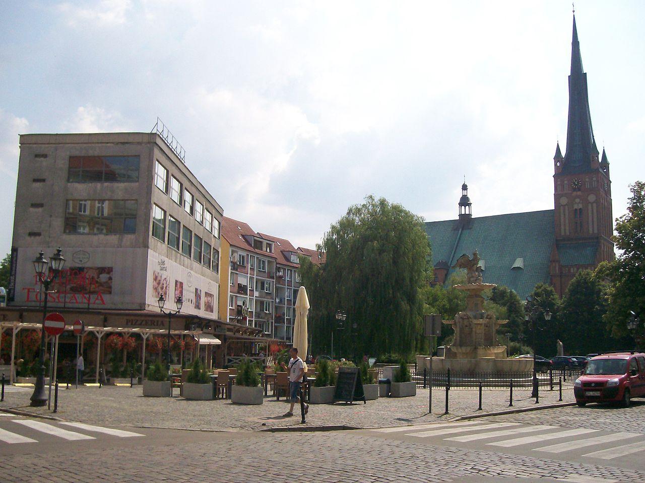 Plac Orła Białego jednak nie zostanie przebudowany?