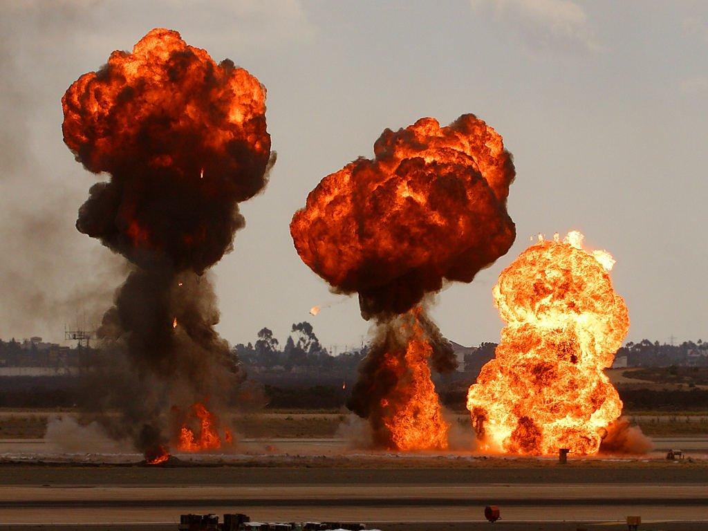 Czy niewybuchowy są groźne?