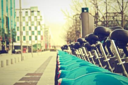 Płatność przelewem za rower miejski!