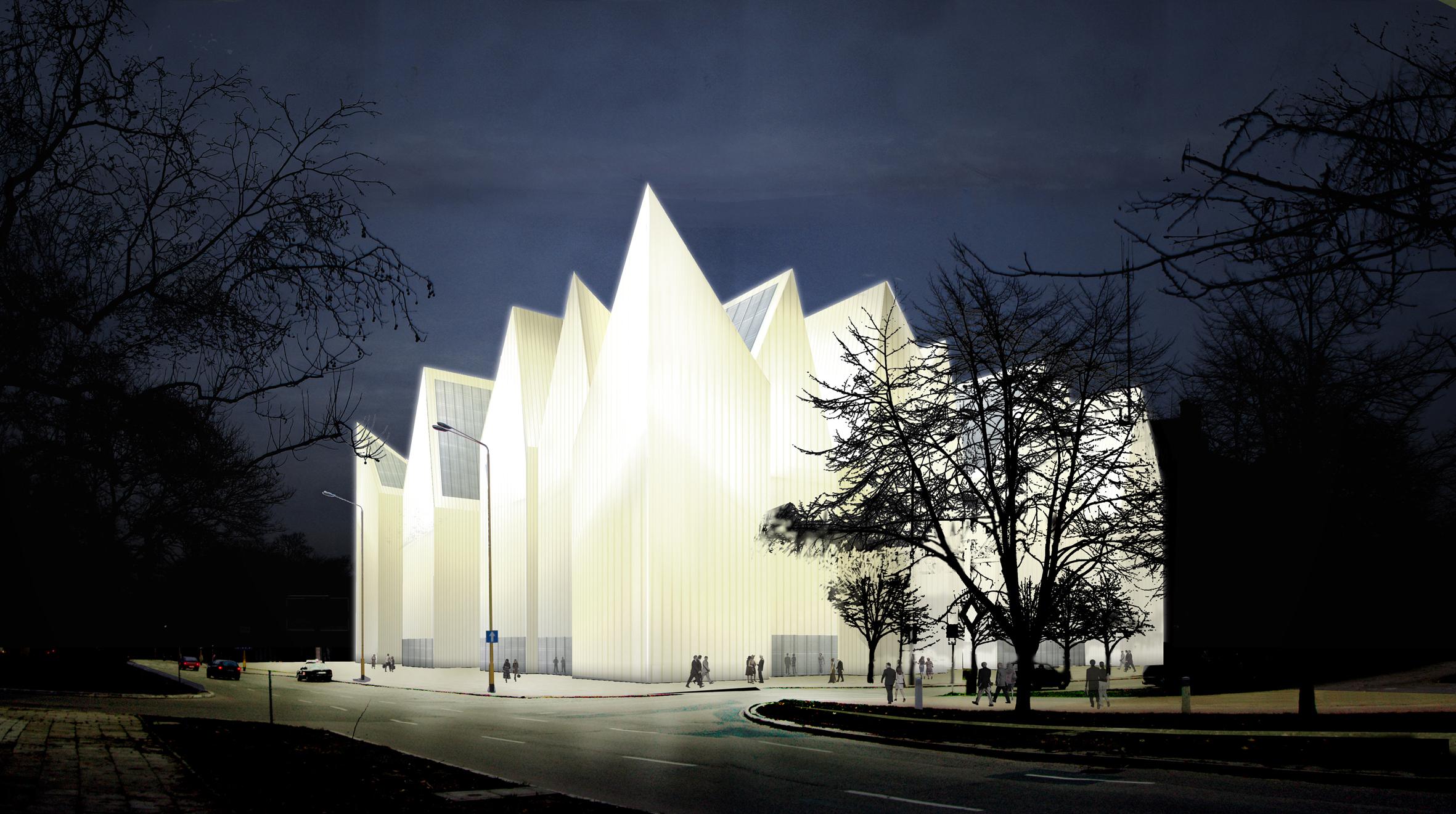 Zobacz jak się prezentuje Nowa Filharmonia, w Szczecinie!