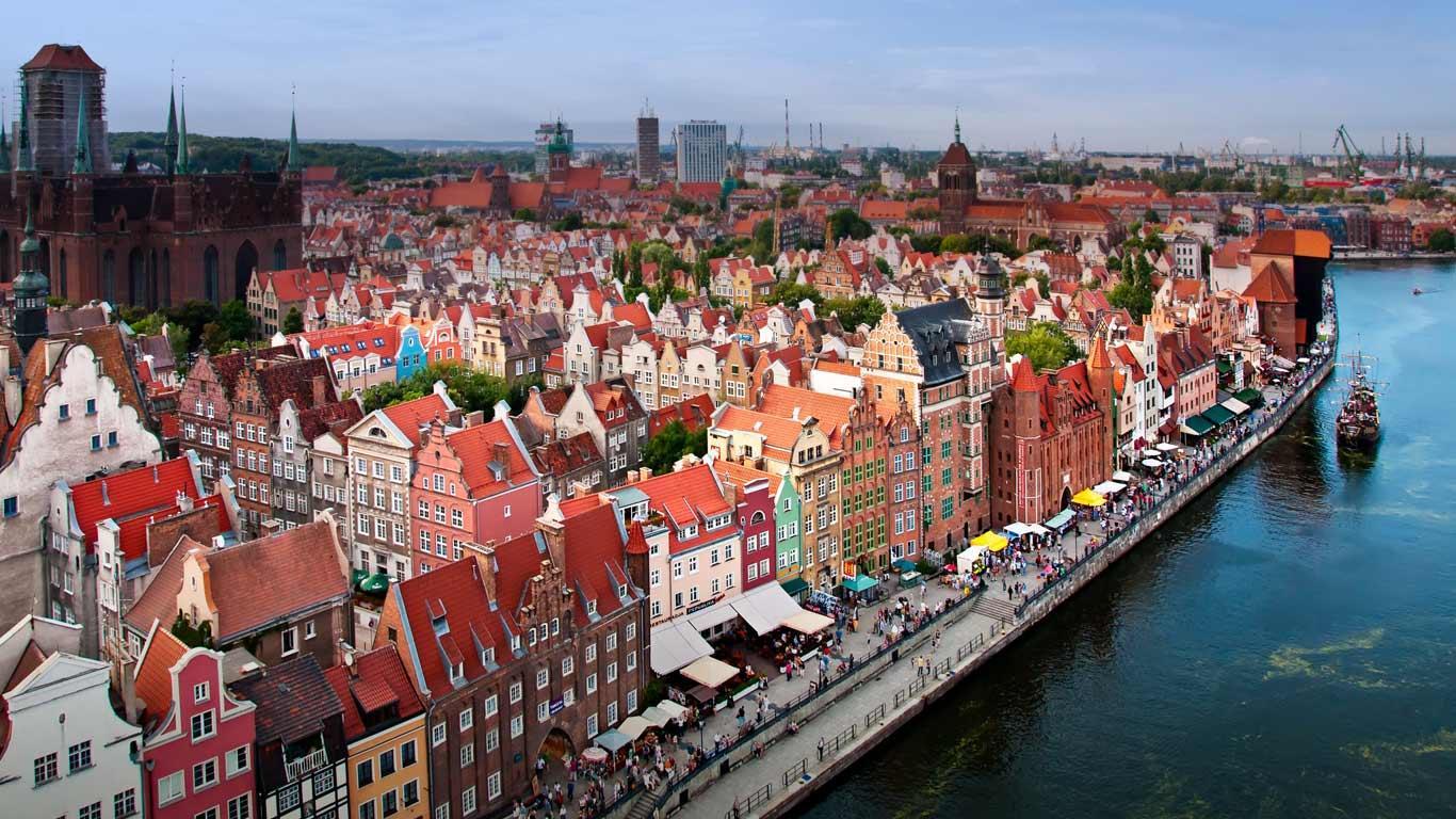 Gdańsk – wyjątkowe miejsce na mapie Polski