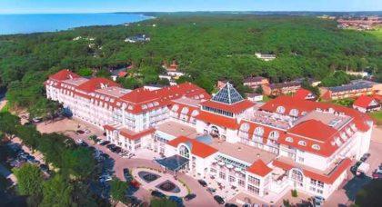 Hotele dla aktywnych nad morzem