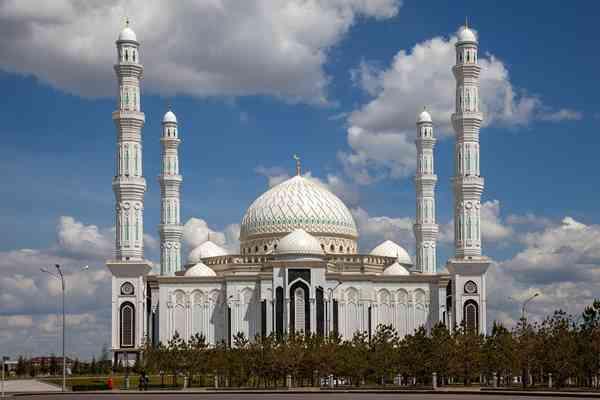 Co warto zwiedzić w Nur-Sułtan