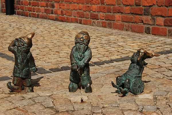 Seniorzy z wizytą we Wrocławiu