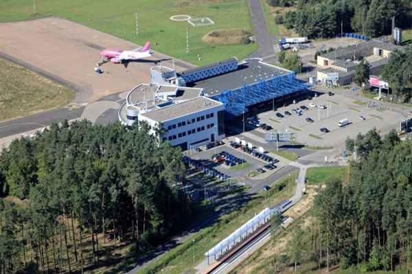 Zachodnio — pomorski port lotniczy w Szczecinie otwiera linie do stolicy Danii – Kopenhagi