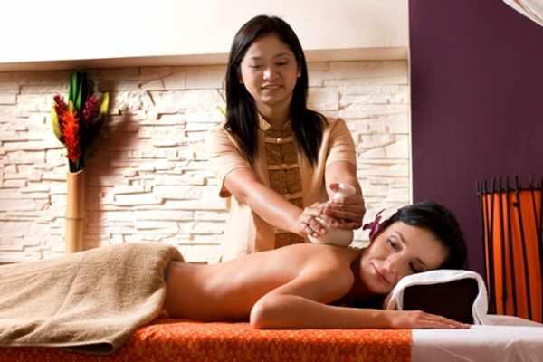 Sekrety masażu tajskiego