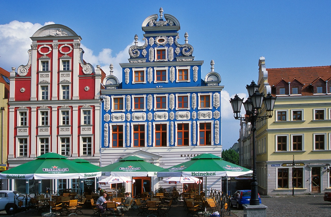 Gdzie zobaczysz ogromną choinkę w Szczecinie?