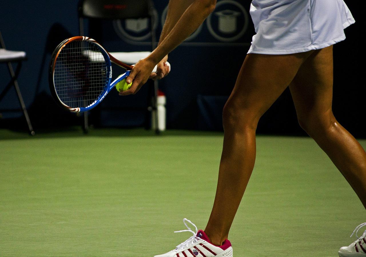 Jeśli tenis w Szczecinie to tylko u…
